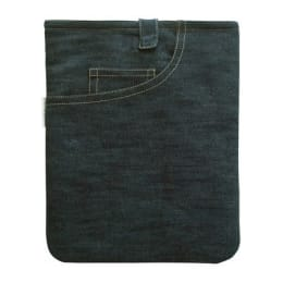 "Clean Planet Denim Sleeve for 9"" Tablets (TABSLEEVE01, Blue)_1"