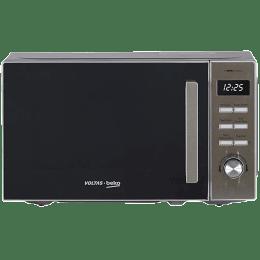 Voltas Beko 20 Litre Solo Microwave Oven (MS20SD, Inox)_1