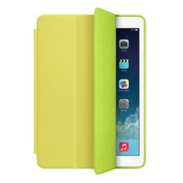 Apple Full Cover Case for iPad Air (MF049ZM/A, Yellow)_1