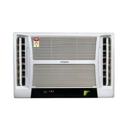 Hitachi 1.5 Ton 5 Star Window AC (Summer QC RAV518HUD, Copper Condenser, White)_1