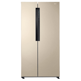 Samsung RS62K6007FG/TL 674 Litre Frost Free Side by Side Refrigerator (Starry Gold)_1