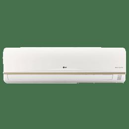 LG 1.5 Ton 3 Star Inverter Split AC (JS-Q18ATXD.ANLG, Copper Condenser, White)_1