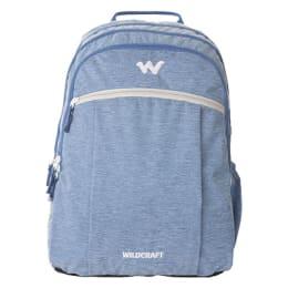 Wildcraft 40 Litres Travle Backpack (Melange 5, Blue)_1