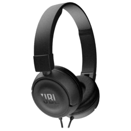 JBL T450 Headphone (Black)_1