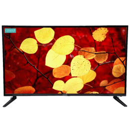 Croma 99 cm (39 inch) HD Ready LED Smart TV (EL7349, Black) 3 Years Warranty_1