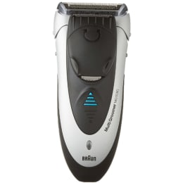 Braun All in One Wet & Dry Shaver & Trimmer (MG 5090, Black)_1