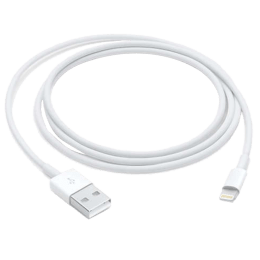Apple MQUE2ZM/A 100 cm Lightning Cable (White)_1