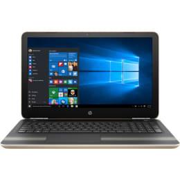 HP Pavilion15-au621tx Z4Q40PA#ACJ Core i5 7th Gen Windows 10 Home Laptop (8 GB RAM, 1 TB HDD, NVIDIA GeForce 940MX + 2 GB Graphics, MS Office, 39.62cm, Black)_1