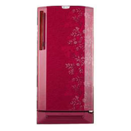 Godrej 190 Litres RD Edge Pro 190 PDS 5.1 Direct Cool Refrigerator (Lush Wine)_1