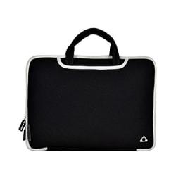 Stuffcool GO EasyFit 14 inch Laptop Sleeve (GOSLBG14-BLK, Black)_1
