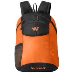 Wildcraft 24 Litres Travel Bag (Pac n Go Daypack 2, Orange)_1