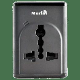 Merlin Universal Travel Adaptor Charging Adapter (WL CHRGR, Black)_1