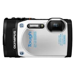 Olympus Stylus 16 MP Point & Shoot Camera (TG-850, White)_1