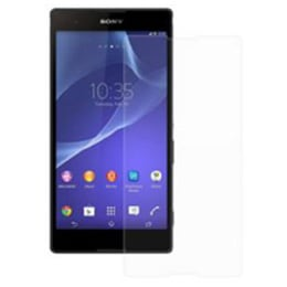 CS Tempered Glass Screen Protector for Sony Xperia T2 Ultra (Transparent)_1