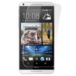 CS Tempered Glass Screen Protector for HTC 816 (Transparent)_1