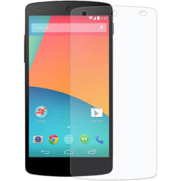 CS Tempered Glass Screen Protector for LG Nexus 5 (Transparent)_1