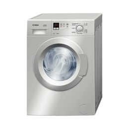 Bosch 6 kg Fully Automatic Front Loading Washing Machine (WAX20168IN, Silver)_1