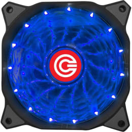 Circle USB Wired 4 LED 59.6 CFM Gaming Fan (CG 16XB, Blue)_1