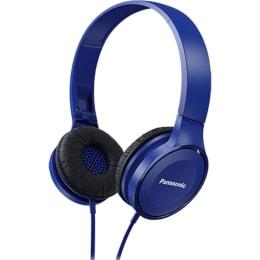 Panasonic RP-HF100GC Stereo Headphone (Blue)_1