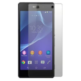 CS Tempered Glass Screen Protector for Sony Xperia Z2 (Transparent)_1