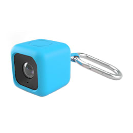 Polaroid Silicone Case 35.4 inch Lanyard Cube Bumper Case (POLC3PMBL, Blue)_1