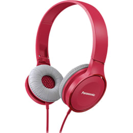 Panasonic RP-HF100GC Stereo Headphone (Pink)_1