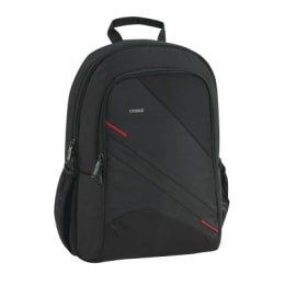 Croma Backpack for 15.4 Inch Laptop (XL5168, Black)_1