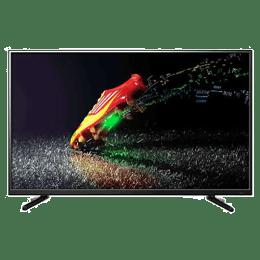 Croma 81 cm (32 inch) HD LED Smart TV(EL7326, Black)_1
