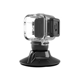 Polaroid Suction Mount Cup for Cube Lifestyle Action Camera (POLC3WSM, Black)_1