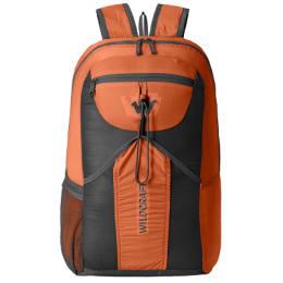 Wildcraft 24 Litres Casual Backpack (Pac n Go Summitpac, Orange)_1