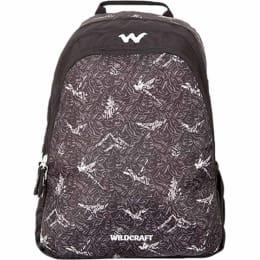 Wildcraft 40 Litres Travle Backpack (Nature 2, Black)_1