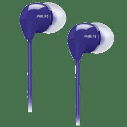 Philips In-Ear Wired Earphones (SHE3590PP, Purple)_1