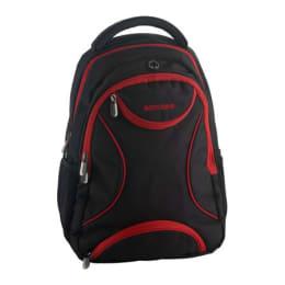 Kooltopp Elipso Backpack for Laptop (KT402-03, Black/Red)_1