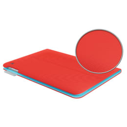 Logitech Folio Flip Case for Apple iPad Air (939-000659, Red)_1
