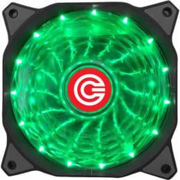 Circle USB Wired 4 LED 59.6 CFM Gaming Fan (CG 16XG, Green)_1