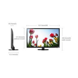 Samsung 58 cm (23 inch) HD Ready LED TV (23H4003, Black)_1