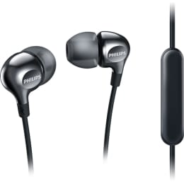 Philips In-Ear Wired Earphones with Mic (SHE3705, Black)_1