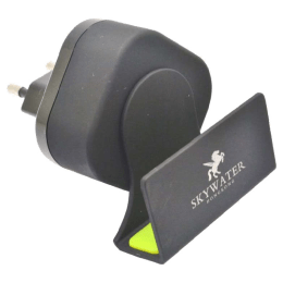 Skywater Quick 2.4 Amp Wall Charging Adapter (SW-260, Black)_1