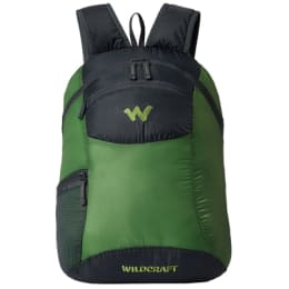 Wildcraft 24 Litres Travel Bag (Pac n Go Daypack 2, Green)_1