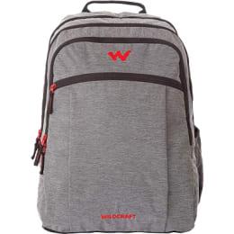 Wildcraft 40 Litres Travle Backpack (Melange 5, Black)_1