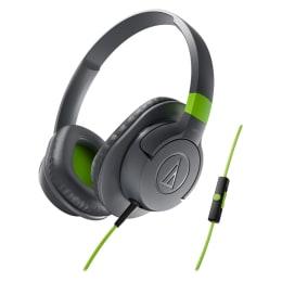 Audio Technica AX1iS SonicFuel On-Ear Headphone (Grey)_1