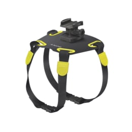 Sony Dog Harness Strap (AKA-DM1, Black/Yellow)_1