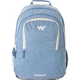 Wildcraft 40 Litres Travle Backpack (Melange 4, Blue)_1