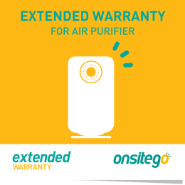 Onsitego 2 Year Extended Warranty for Air Purifier (Rs.0 - Rs.5000)_1