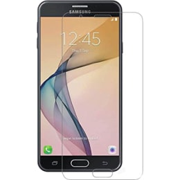 Scratchgard Tempered Glass Screen Protector for Samsung Galaxy J7 Prime (Transparent)_1