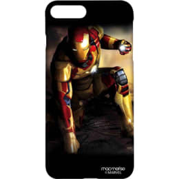 Macmerise Ironman Mark 42 Polycarbonate Back Case Cover for Apple iPhone 7 Plus/8 Plus (IPC7PPMM0158, Multicolor)_1