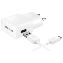 Samsung 2 Amp Wall Travel Adapter with Cable (EP-TA13IWEUGIN, White)_1