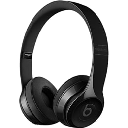 Beats Solo 3 Over-Ear Wireless Bluetooth Headphone with Mic (Siri Supported, MNEN2ZM/A, Black)_1