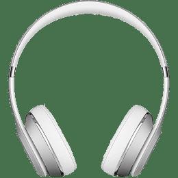 Beats Solo 3 Wireless Headphones (Silver)_1