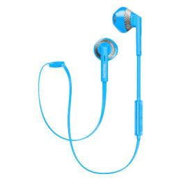 Philips SHB5250BL/00 Bluetooth Headset (Blue)_1